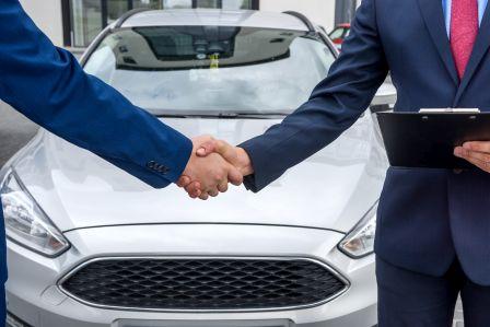 Autóértékesítés