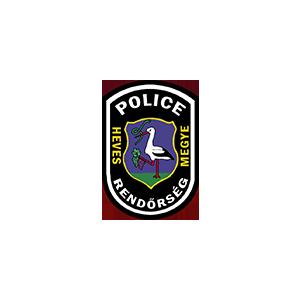 Heves Megyei Rendőr-főkapitányság Intézmény
